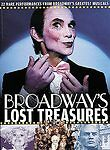 Broadways Lost Treasures (DVD, 2003)