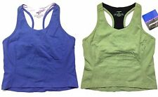 * Patagonia Women Hotline C/D Top Tank Yoga Gym Fitness Running Organic Cotton M
