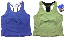 Patagonia Women Hotline C/D Top Tank Yoga Gym Fitness Running Organic Cotton M