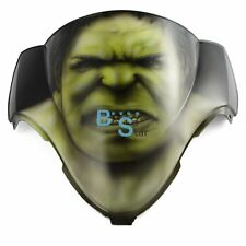 Airbrushed Green Hulk Windscreen Windshield Fit Yamaha R1 R6 Fairing motorcycle