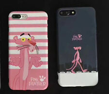 Pink Panther The Pink Pink TPU Case Cover Skin Shell For iPhone 6/6S P 7/7P