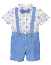 NWT Gymboree Peter Rabbit Bow Tie Set  0 3 6 12 18mo Baby Boy