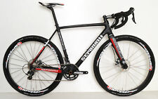 STRADALLI CARBON SHIMANO ULTEGRA 6800 CYCLOCROSS BICYCLE CX DISC BIKE RED