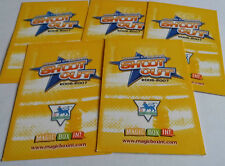 SHOOT OUT 2006/07 FOOTBALL CARDS (VARIOUS TEAMS)