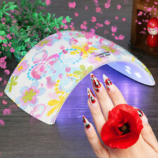 SUN 36W UV LED Nail Lamp Nail Gel Curing Lamp UV Gel Nail Dryer Nail Art Tool AM