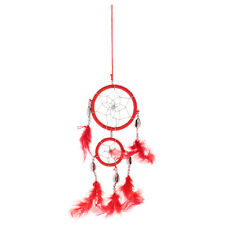 Handmade DREAM CATCHER Feather Wall Car Hanging Decoration Ornament 5 Colors