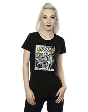 Peanuts Women's Snoopy And Woodstock NYC T-Shirt