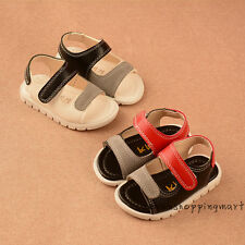 New Infants Girls Sandals Toddler Walking Sandals Beach Shoes Size
