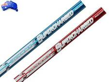 1x.335 GRAFALLOY SUPERCHARGED PROLAUNCH BLUE /RED A /R /S /X GRAPHITE WOOD SHAFT
