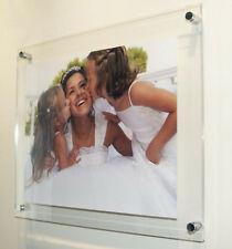 "Acrylic 24X28"" x10mm picture photo frame for a 24x20"" (61x51cm) pixi  all colour"
