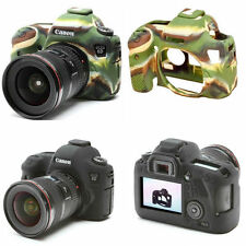 Silicone Armor Protective Skin Case Camera Cover Protector Bag For Canon EOS 6D