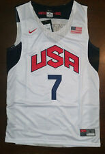 Russell Westbrook Jersey Men's 2012 London Olympics Team USA NWT - White