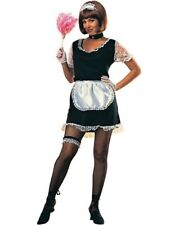 New Rubies Costumes 55010 French Maid Adult Halloween Costume