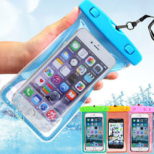 1PCS  Waterproof Pouch Dry Case Cover For Camera Mobile phone Waterproof Bags