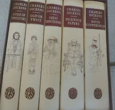 Charles Dickens The Folio Society 1994 Box Set