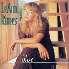 Blue by LeAnn Rimes from Jackson Mississippi - debut album 1996 Curb Records