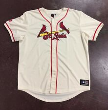 St. Louis Cardinals Majestic Athletic MLB Replica Jersey