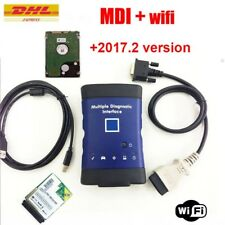 GM MDI  Opel Multiple Auto Diagnostic Tool Scanner With Wifi For GM New