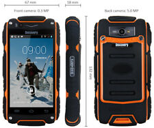 4.0 inch Discovery V8 Android 4.4 3G Smartphone MTK6572 1.0GHz Dual Core WIFI