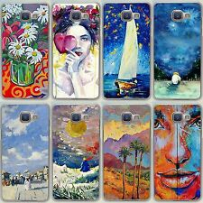 Claude Monet Classic Painting Art Hard Case Cover For iPhone 5 6 7 Samsung Sony