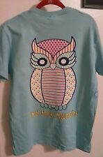 OWL SMOKY MOUNTAIN T-SHIRT ~ OWL SMOKY MOUNTAIN T-SHIRT ~ SIZE SELECT