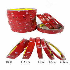 NEW Strong Permanent Double Sided Super Self Adhesive Sticky Tape Roll Adhesive