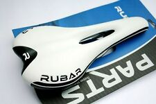 New Rubar 322A bicycle SADDLE memorial foam infill padding synthetic Leather