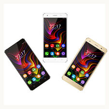 3G Phablet Smart Mobile Cell Phone Quad Core 5.0 inch Android 7.0 GPS GSM WiFi