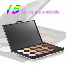 Makeup Eyeshadow 15 Colors Face Concealer Camouflage Cream Contour Palette OY