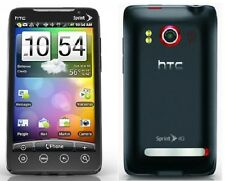 HTC Evo 4G PC36100 Sprint Smartphone Black