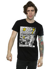 Peanuts Men's Snoopy And Woodstock NYC T-Shirt