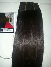 100% HUMAN HAIR QUALITY BY NEXT/YAKI PERM/TANGLE FREE/WEAVING/STRAIGHT;12""