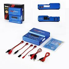 New iMAX B6 AC Lipo NiMH Airplane Charger RC Battery Balance Charger SY