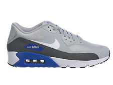 NEW MENS NIKE AIR MAX 90 ULTRA 2.0 RUNNING SHOES TRAINERS WOLF GREY / WHITE / DA