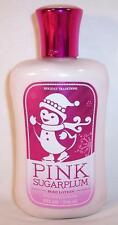 Bath and Body Works Body Lotion Pink Sugarplum 8 oz Full Size