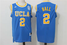 Lonzo Ball UCLA #2 Jersey Blue Sizes S - 2XL All Stitched