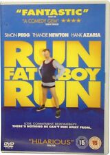 USED Run Fat Boy Run - Region 2 DVD (K.W)