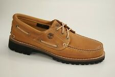Timberland AUTHENTICS 3-EYE Sz. 40 US 7 Boat Boat shoes Deck shoes Men's Shoes
