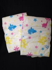 MyDiaper Animals Plastic Adult Diaper NEW ABDL 2 Pack Sample IMPORTED Nappy