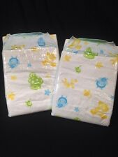 MyDiaper Sexy Plastic Adult Diaper NEW ABDL 2 Pack Sample IMPORTED Nappy