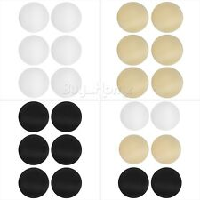 3Pairs Women Ladies Bikini Bra Insert Round Pads Enhancer Yoga Swimsuit Push-up