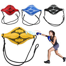 4 Colors Double End MMA Boxing Speed Gym Ball Kick Floor To Ceiling Punching Bag
