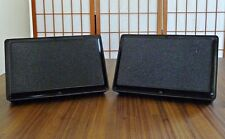 Pair Original Galaxy Audio Hot Spot Stage Monitor Speakers