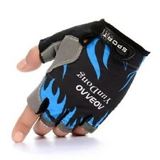 Half Finger Summer Gloves Bike Riding Mitts BMX MTB racing off road Cycling