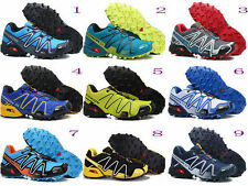 HOT! Outdoor Men's Salomon Speedcross 3 Athletic Running Hiking Sneakers Shoes