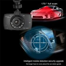 HD 16:9 LCD Night Vision Digital Video Camera G-sensor Car Camcorder EW