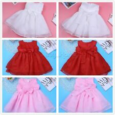 Toddler Infant Kids Baby Girls Floral Tutu Dress Princess Party Pageant Birthday