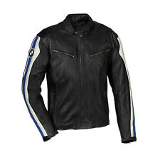 BMW Mens Motorbike Leather Jacket BMW Motorcycle Sports Rider Leather Jacket