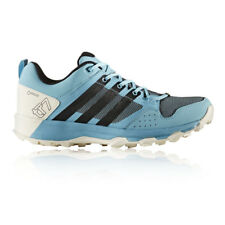 Adidas Kanadia 7 TR Womens Blue Gore Tex Running Sports Shoes Trainers Pumps