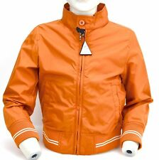 MONCLER JUNIOR BOY WINDBREAKER JACKET ORANGE CODE PMSS66 - LMSS66 N0707 50320